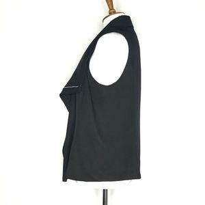 Pixley Jackets & Coats - NWT Pixley Malynn Moto Vest Black A160611
